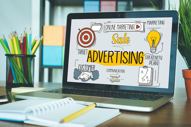Paid online advertising is a great way to attract new client